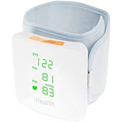 iHealth View Wrist Blood Pressure Monitor for Apple and Android
