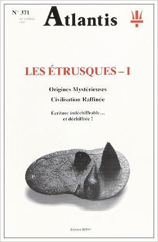 Lire un Les Etrusques. Atlantis n° 371 epub pdf