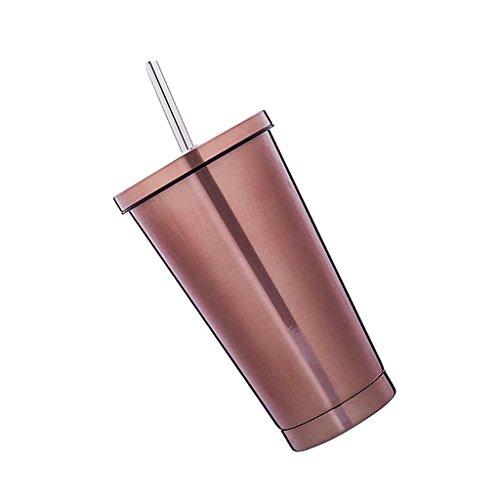Baoblaze Stainless Steel Drink Tumbler - Double Wall Vacuum