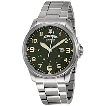 Victorinox Swiss Army Infantry 241291 Men's Stainless Steel Watch