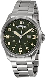 Victorinox Swiss Army Men's 241291 Infantry Stainless Steel Watch