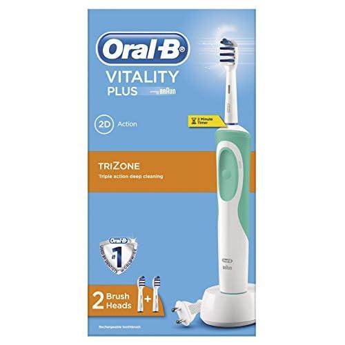 chollos oferta descuentos barato Oral B Vitality Plus TriZone cepillo eléctrico batería