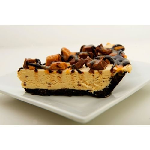 Mikes Pies Reeses Gluten Free Peanut Butter Pie, 2.5 Pound -- 2 per case. by Mikes Pies