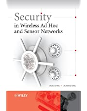 Security in Wireless Ad Hoc and Sensor Networks