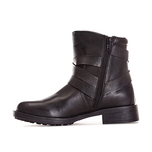 Boots in Womens Vilma Black Moda Vero 7qC6gg