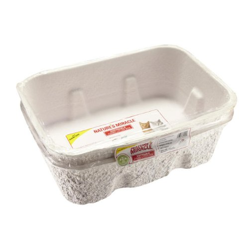 Nature's Miracle Jumbo Disposable Litter Box, 2-Pack, My Pet Supplies