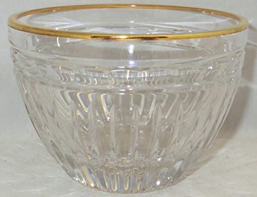 Waterford Hanover Gold Open Sugar Bowl