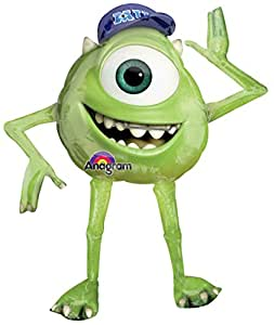 Anagram International Monsters University Mike Airwalker, Multicolor