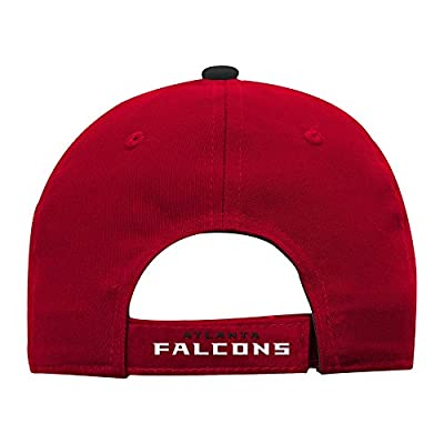 NFL Atlanta Falcons Youth Outerstuff Structured Adjustable Hat, Team Color, Youth One Size