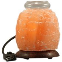 Himalayan Salt Aroma Lamp by Aloha Bay - 5 inch