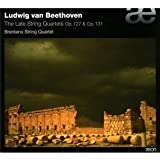 Beethoven: The Late String Quartets Op. 127 & Op. 131 by Brentano String Quartet (2011) Audio CD