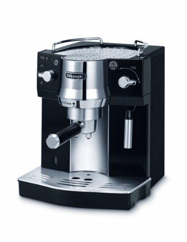 Delonghi Pump Espresso Coffee Machine Black