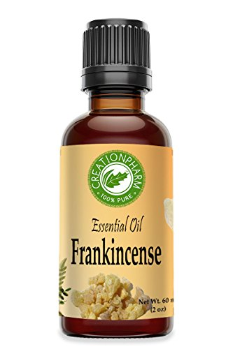 incense Essential Oil 2 oz Therapeutic Grade Natural 100% Pure | Aceite esencial de incienso | Premium Olibanum | Aromatherapy Spa | Diffuser Office Home Economy Size (Heritage Home Office)