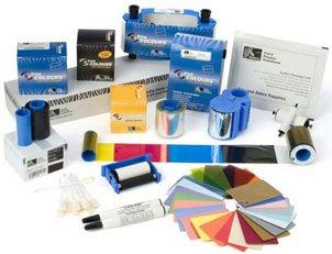 Zebracard 105912G-912 Cleaning Kit for Model P120I