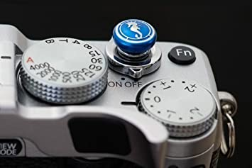 Jjc botón de liberación del obturador para Fujifilm X-PRO2 X-T30 X-T20 X-T3 X-T2 X100F X-E3