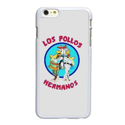 Breaking Bad Los Pollos Hermanos W2D37A8IB coque iPhone 6 6S 4.7 Inch case coque white 26644X