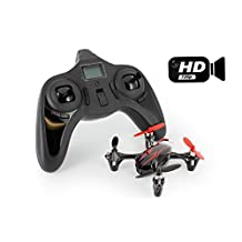 UPGRADED Hubsan X4 H107C with HD 2MP Camera 2.4G 4CH 6 Axis Gyro RC Quadcopter Mode 2 RTF