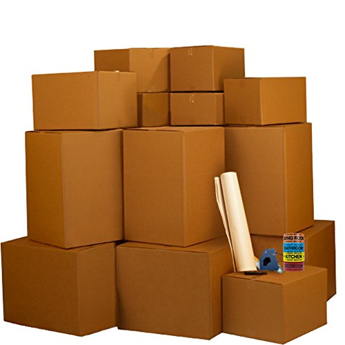 UBOXES Smart Moving Packing Supplies product image