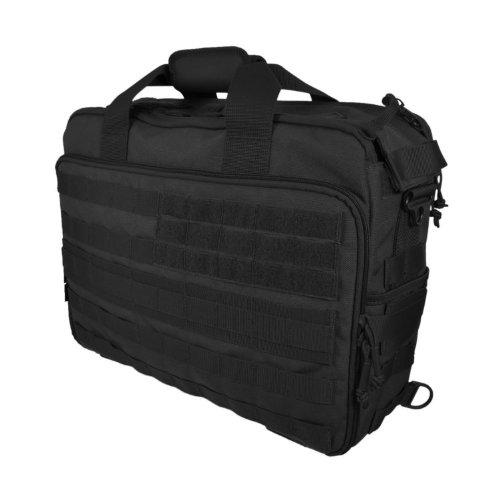 Hazard 4 Ditch Laptop Soft Briefcase/Go Bag with Molle, Black by HAZARD 4