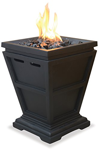 Endless Summer, GLT1343SP, LP Gas Outdoor Table Top Fireplace (Outdoor Fire Column)