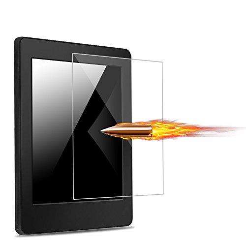 Fintie [Nano Explosionsschutz] Displayschutzfolie für Kindle Paperwhite / Kindle 8 Generation - Ultradünn HD Schutzfolie Screen Protector für Amazon Kindle Paperwhite / den neuen Amazon Kindle 8. / 7. Generation 6 Zoll eReader