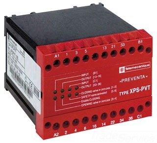 SCHNEIDER ELECTRIC XPSPVT1180 Safety Relay 300-Volt 2.5-Amp Preventa