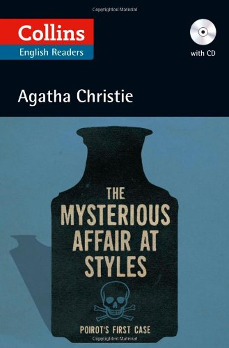 Book cover for The Mysterious Affair at Styles