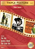 Triple Feature Drama Classics, Vol. 7: The Kid/Joyless Street/The Extra Girl