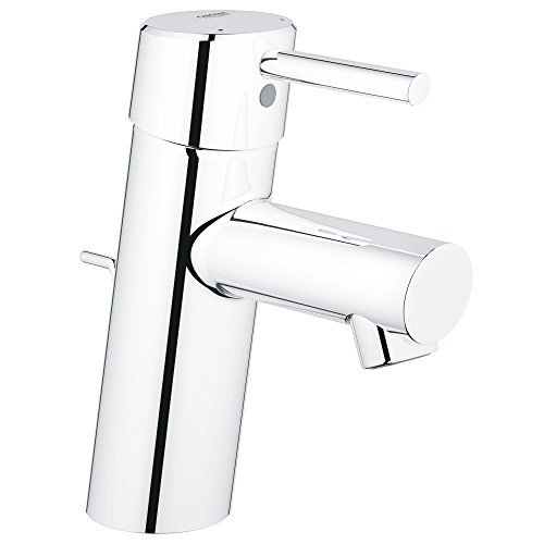 Swivel Faucet Grohe - Grohe Concetto S-Size Single-Handle Single-Hole Bathroom Faucet - 1.2 GPM