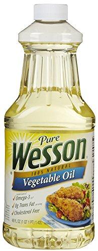 (Wesson Vegetable Oil - 48 oz)