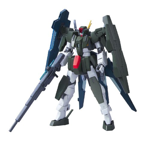 Bandai Hobby #48 Cherudim Gundam GNHW/R Gundam 00 Action Figure