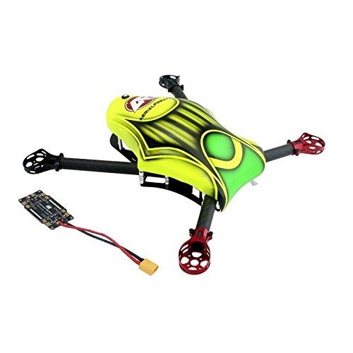 AerialFreaks Hyper 280 3D Quadcopter, Kit Only