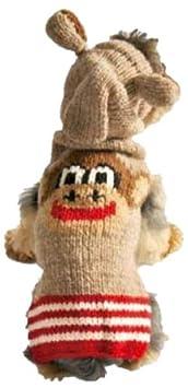 Chilly Dog Monkey Hoodie Dog Sweater Large