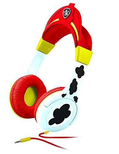 Paw Patrol Marshall Kid-Friendly Headphones (Marshall Paw Patrol Costume)