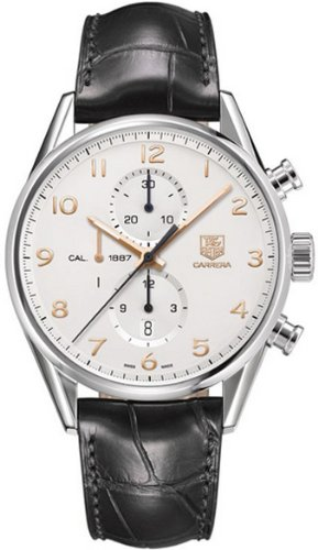 Tag-Heuer-Carrera-Leather-Automatic-Chronograph-Mens-Watch-CAR2012FC6235