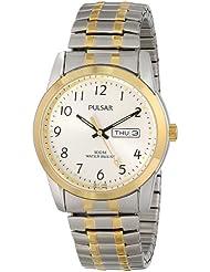 Pulsar Mens PJ6052 Expansion Watch