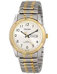 Pulsar Men's PJ6052 Expansion Watch