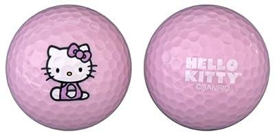 "Hello Kitty Golf ""The Collection"" Golf Balls - Master Case 36 Balls"