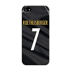 Cover For Iphone 5C Pittsburgh Steelers Nfl Sparkle Personalised Phone Case