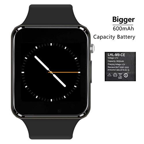 Best Smart Wristwatch With Bluetooths - Smart Watch Nidiox Sport Smart Wrist