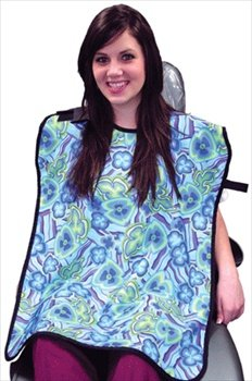 (PANORAMIC DENTAL X-RAY PROTECTIVE PONCHO-CHILD SIZE - 12