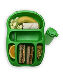Goodbyn Lunchbox, Green (Discontinued by Manufacturer)