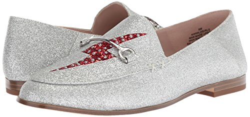 Nine Silver Synthetic Chaussures Femmes West Loafer rSx7Pwrq