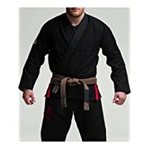 Gameness Air Gi - Black - Adult & Kids Sizes + 30 Day Guarantee + Free Submission & Position Videos