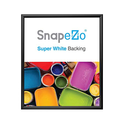 (SnapeZo Poster Frame 28x36 Inches, Black 1.2