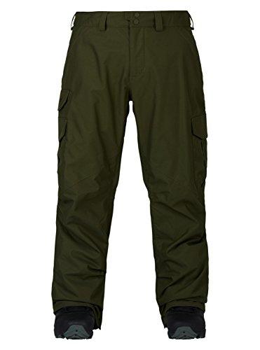 Burton Men's Cargo Snow Pant Regular Fit , Forest Night, X-Large