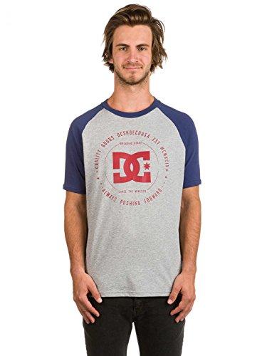 Herren T-Shirt DC Rebuilt 2 Raglan T-Shirt