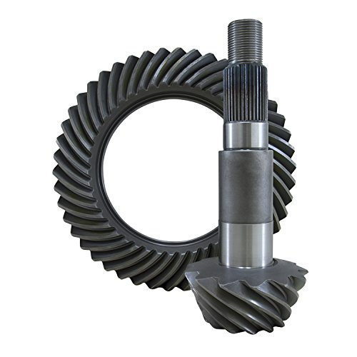 Yukon Gear & Axle (YG D80-430) High Performance Ring & Pinion Gear Set for Dana 80 - Crown Rear Pinion