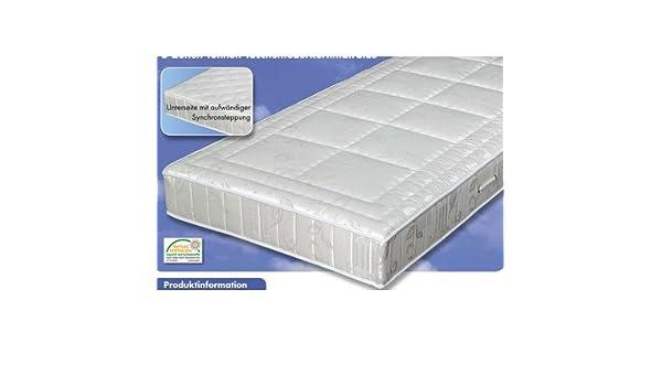 Núcleo de muelles de 5 Zonas contenedores Bolsillos colchón Malaga Superficie: 90 x 200 cm: Amazon.es: Hogar
