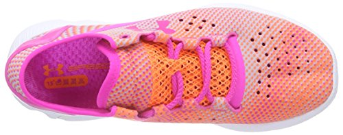 Under Armour UA W Speedform Apollo Pixel - zapatillas de running de material sintético mujer naranja - Orange (CBO 831)